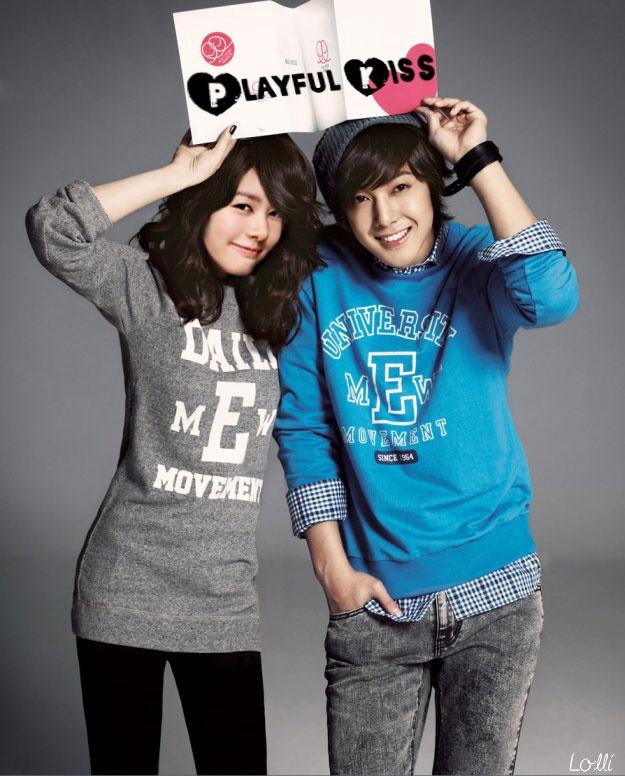 foto mesra kim hyung joong dan jung so min